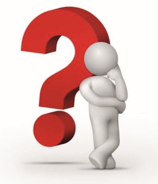 Man Question Mark